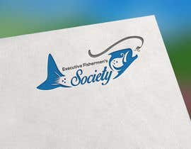 #34 for Logo and title for fishing organization by designguru3222
