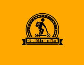 #51 cho NEW Logo for electric scooter repair shop bởi KLTP