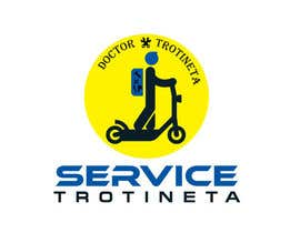 #34 for NEW Logo for electric scooter repair shop af bristyislam1041