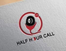 #238 for Half Hour Call - Logo Design by AZDesigner3316