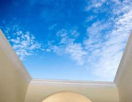 #2 cho Paint a cloud ceiling mural bởi thelastoraby