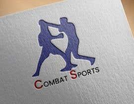 MHdesignBD tarafından Combat sports logo için no 8