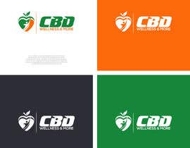 #174 for Create a logo for my CBD Business af Maaz1121