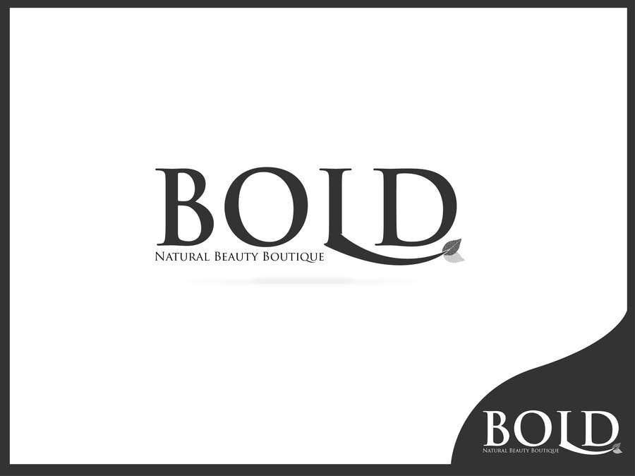 Inscrição nº 27 do Concurso para Logo Design for Bold