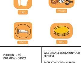 #3 untuk Create individual icons for a game oleh hamzasyed20