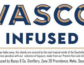 #18 for I need a banner design for Vasco Infused. Banner to be 4.5mtr length and 1 mtr height af Win112370
