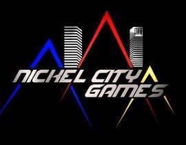 #8 for 3d logo for Nickel City Games af StasRadchenko