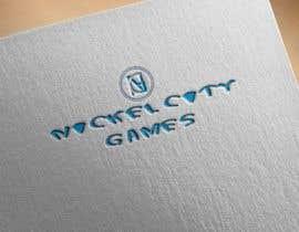 #35 for 3d logo for Nickel City Games af Monjurul76