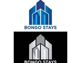nº 735 pour Neel Logo - Bongo Stays par FarooqGraphics