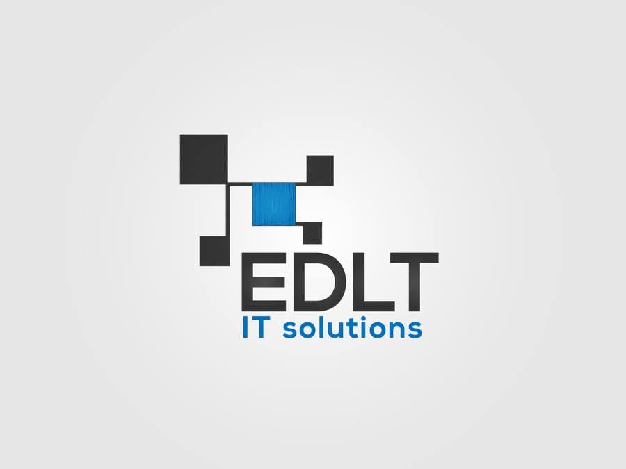 Penyertaan Peraduan #44 untuk Logo Design for IT solutions website