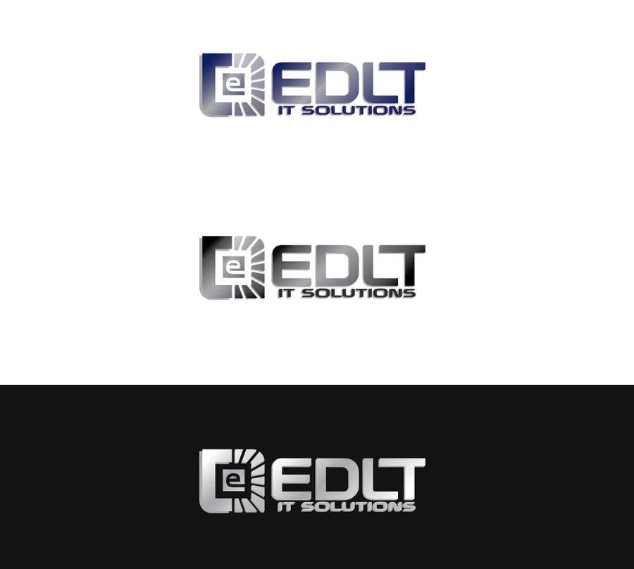 Kilpailutyö #                                        60                                      kilpailussa                                         Logo Design for IT solutions website