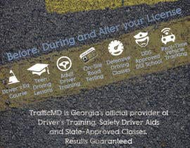 #15 para Advertisement Design for TrafficMD.com Magazine Ad - Full Page Color por krizdeocampo0913