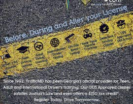 nº 20 pour Advertisement Design for TrafficMD.com Magazine Ad - Full Page Color par krizdeocampo0913