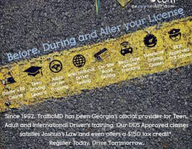 #21 para Advertisement Design for TrafficMD.com Magazine Ad - Full Page Color por krizdeocampo0913