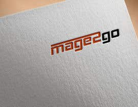 #94 for Make a logo for my Magento development service Mage2Go by ganardinero017