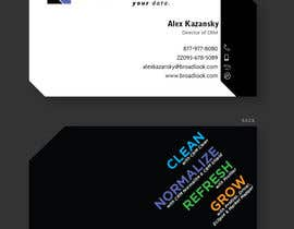 #11 cho Business Card Design for a Technology Company bởi frantzmaryus