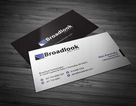 #17 para Business Card Design for a Technology Company por Brandwar
