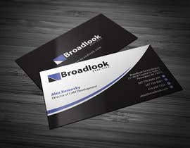 #22 para Business Card Design for a Technology Company por Brandwar