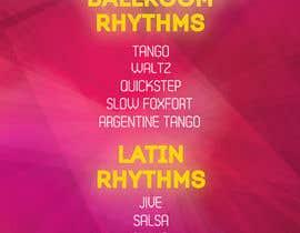 #14 cho Design a Flag Banner for a dance studio called The Rhythm Club bởi denisbogdan13