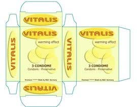 #3 per Print & Packaging Design for condom boxes da mthanhtam