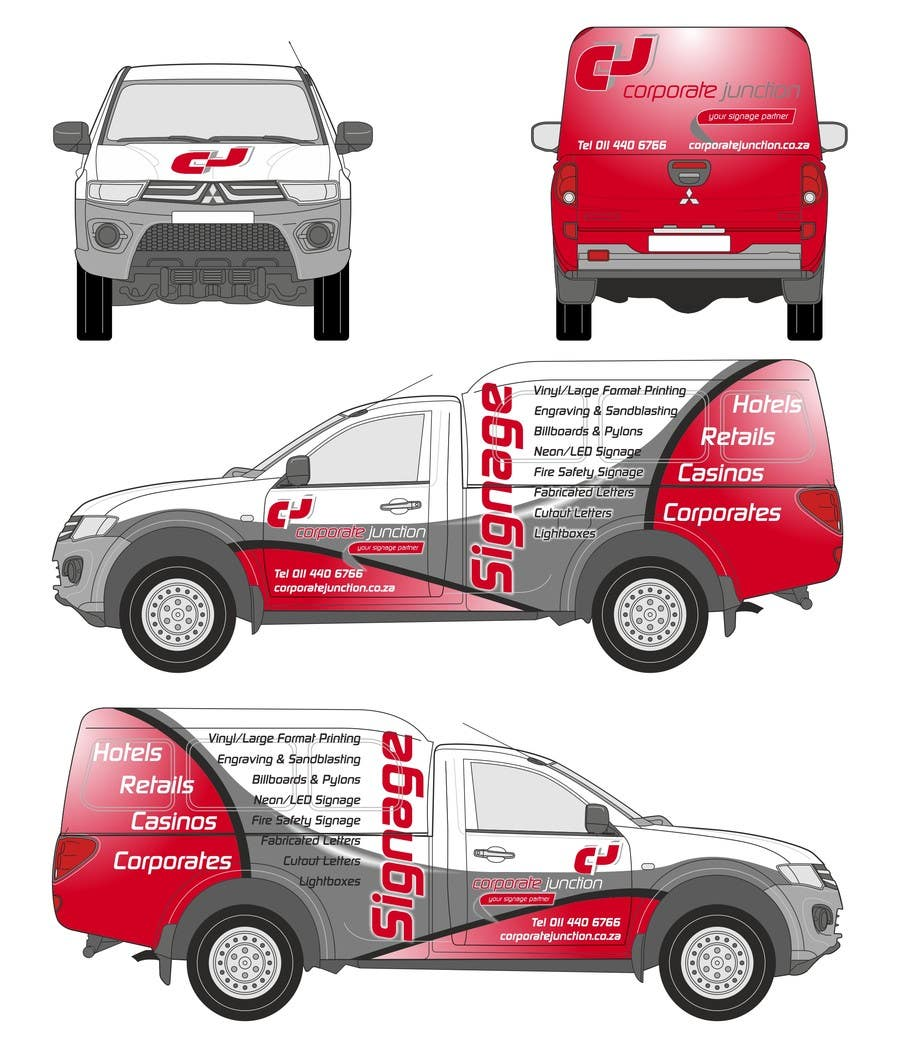 Proposition n°                                        11                                      du concours                                         I need some Graphic Design for vehicle