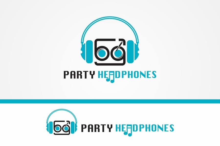 Inscrição nº 202 do Concurso para Logo Design for Party Headphones