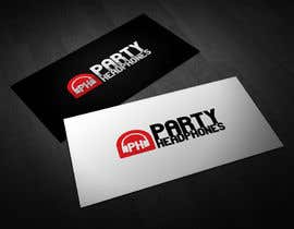 nº 75 pour Logo Design for Party Headphones par afiqahnorizan