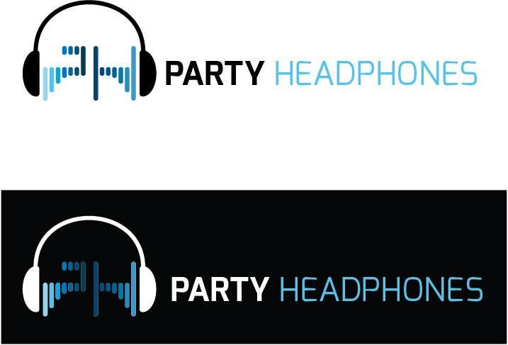 Inscrição nº 113 do Concurso para Logo Design for Party Headphones