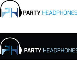 #114 untuk Logo Design for Party Headphones oleh anamiruna