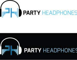 nº 120 pour Logo Design for Party Headphones par anamiruna