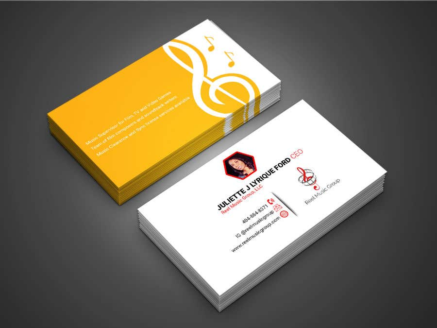 Entry 19 By Rkoshakib For Business Card Designed Film