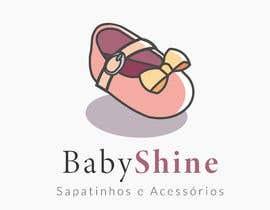 #11 para Logomarca para loja de sapatinhos e acessórios para bebês por capivarilde
