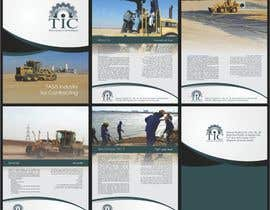 #17 para Company Profile Design for Contracting Company por barinix