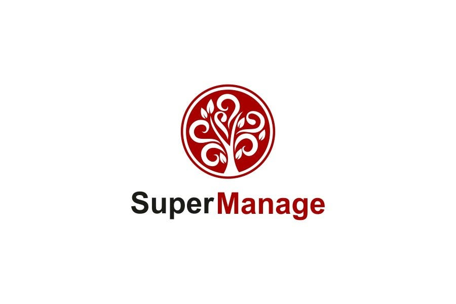 Konkurrenceindlæg #                                        75                                      for                                         Logo Design for SuperManage