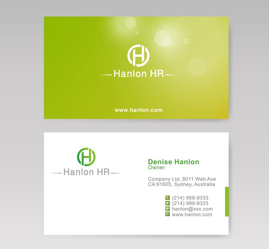 Entry #48 by maminegraphiste for Design a logo, business card design ...
