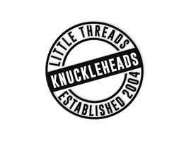 #191 cho KNUCKLEHEADS LITTLE THREADS logo bởi Proshantomax