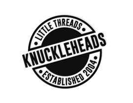 #192 cho KNUCKLEHEADS LITTLE THREADS logo bởi Proshantomax