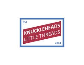 #131 cho KNUCKLEHEADS LITTLE THREADS logo bởi fahadarahman