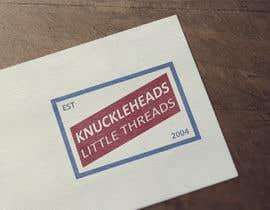 #143 cho KNUCKLEHEADS LITTLE THREADS logo bởi fahadarahman