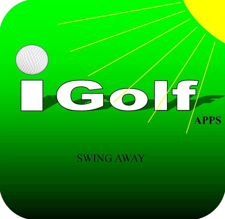 Contest Entry #104 for Logo Design for iGolfApps