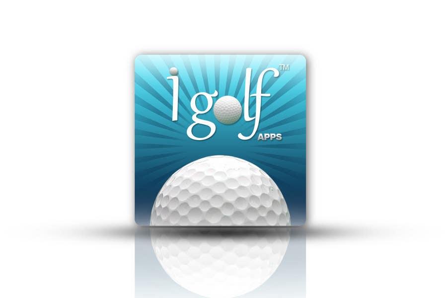 Contest Entry #183 for Logo Design for iGolfApps