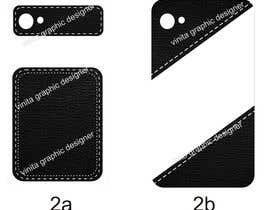 Nro 5 kilpailuun Mobile back cover design - EARLY BIRDS WILL BE GIVEN PREFERENCE käyttäjältä vinifpriya