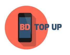 #44 para Design a Logo for BD TopUp por furman1455