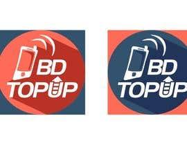 #21 para Design a Logo for BD TopUp por sharpminds40
