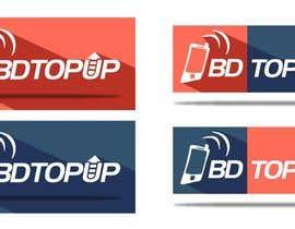 #28 para Design a Logo for BD TopUp por sharpminds40