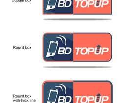 #37 para Design a Logo for BD TopUp por sharpminds40