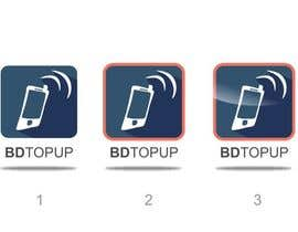 #38 para Design a Logo for BD TopUp por sharpminds40