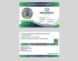 #5 for CREATE EMPLOYEE IDENTIFICATION CARD DESIGN FOR OXO COMPANY LIMITED by mdrifatmiah0101