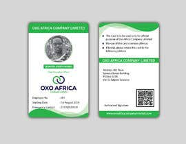#8 for CREATE EMPLOYEE IDENTIFICATION CARD DESIGN FOR OXO COMPANY LIMITED by mdrifatmiah0101