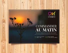 nº 34 pour CAM Morning Prayer Flyer par arjp00